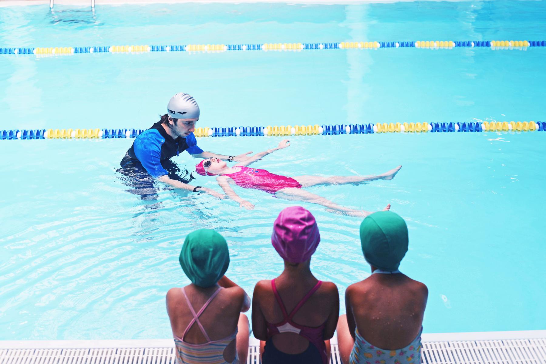 Focus nuoto ragazzi piscina centro ferrero - Nuoto in piscina ...