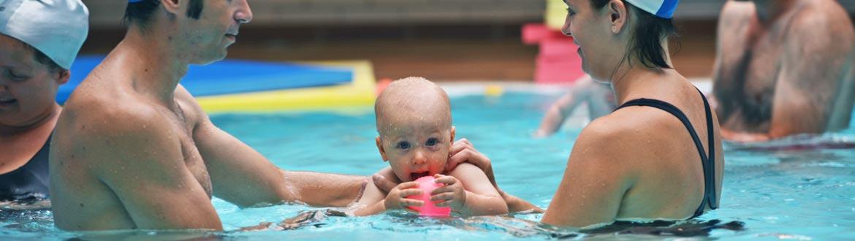 Acquaticit per neonati 0 12 mesi piscina centro ferrero - Corsi piscina neonati ...