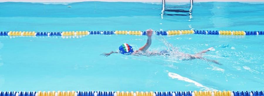 Nuoto individuale - Piscina Centro Riabilitazione Ferrero