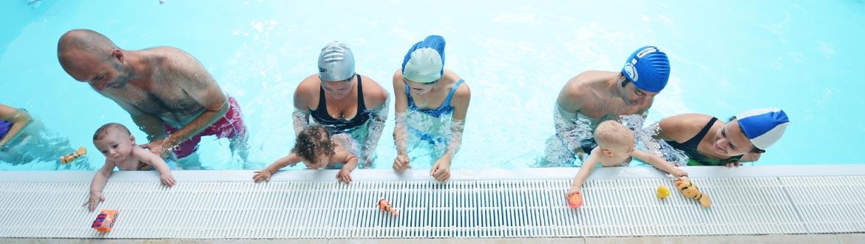 Corsi e attivit piscina centro ferrero - Corsi piscina neonati ...
