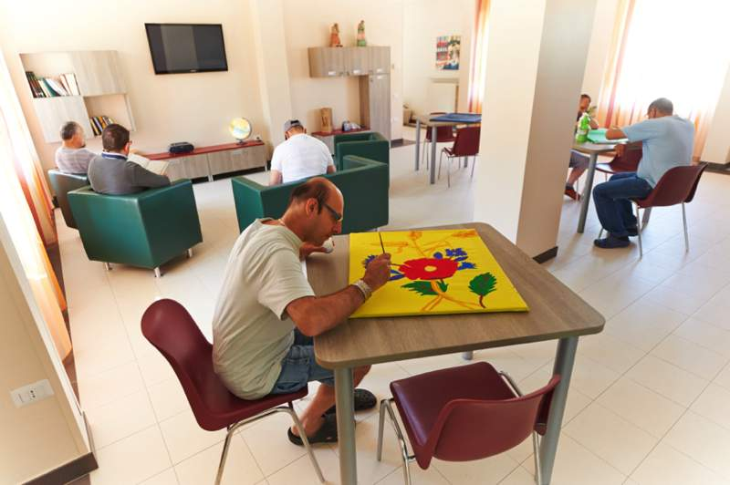 RAF Residenza Disabili