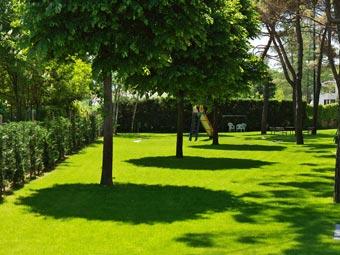 Centro Riabilitazione Ferrero - Parco