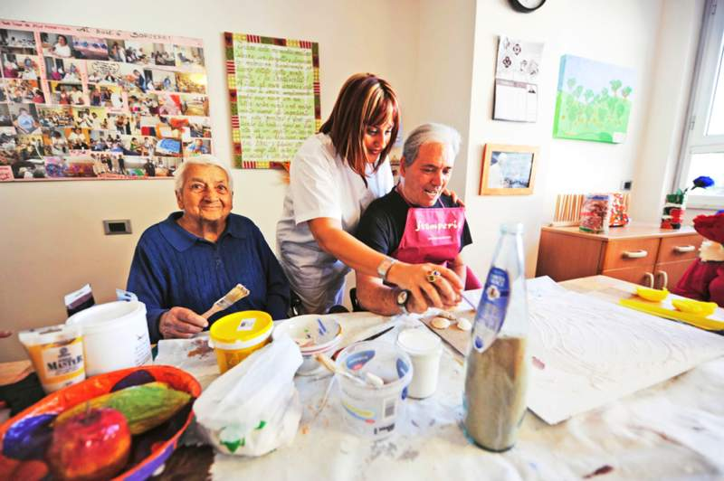 RAS Residenza Anziani