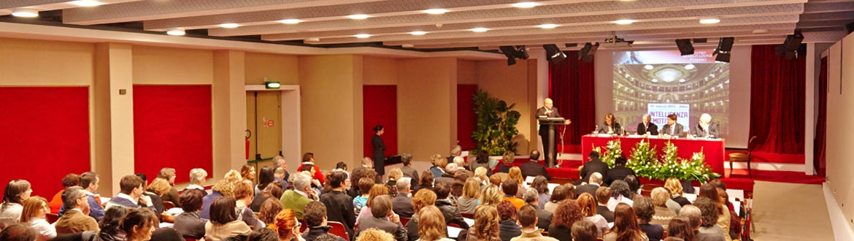 Teatro e sale congressi